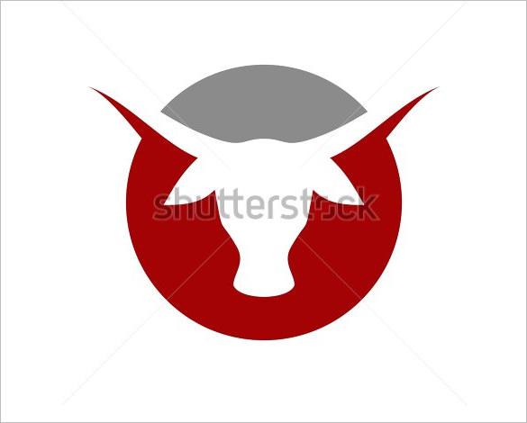 20 bull logos free