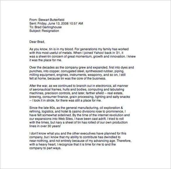 Funny work resignation letters textpoems 6 funny resignation letter templates free sample example expocarfo Gallery