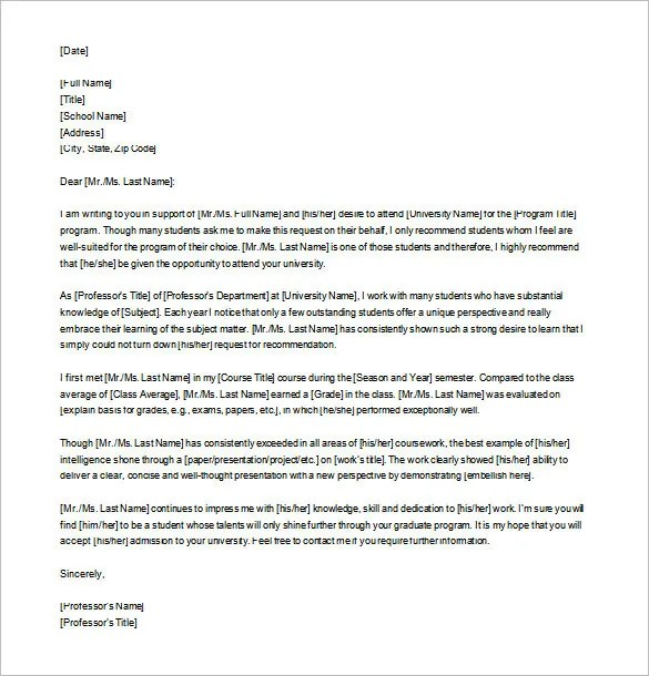 Recommendation Letter For Coworker Templates Cover Letter