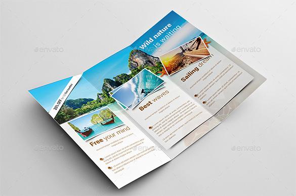 29 Holiday Brochure Templates – Free PSD EPS AI