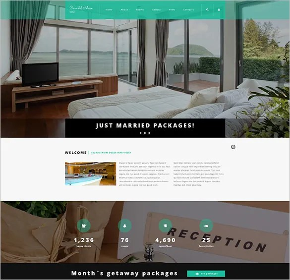 15 Hotel Blog Themes & Templates Free & Premium Templates