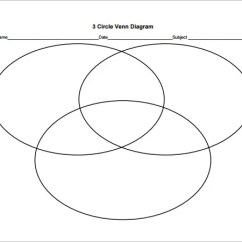 3 Ring Venn Diagram Template Nissan Pulsar N15 Stereo Wiring Free Templates 9 Word Pdf Format Download Circle