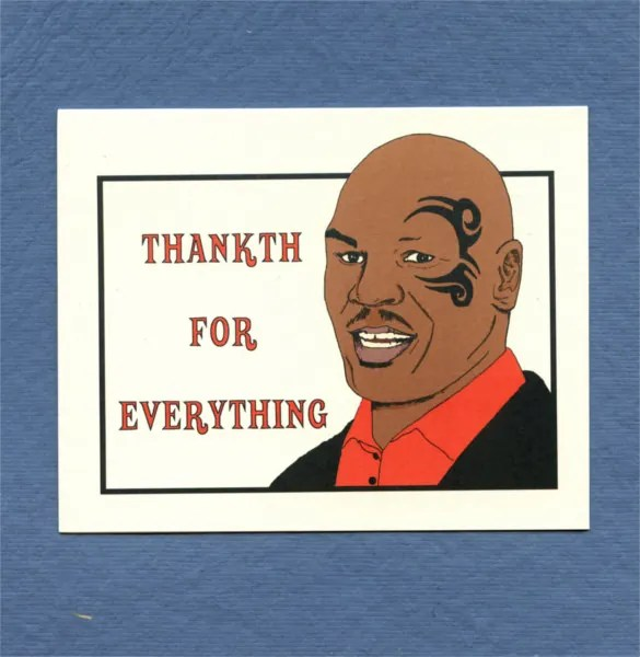 10 funny thank you
