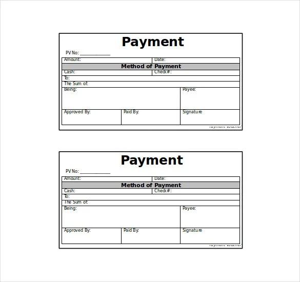 vouchers templates free download - Kubre.euforic.co