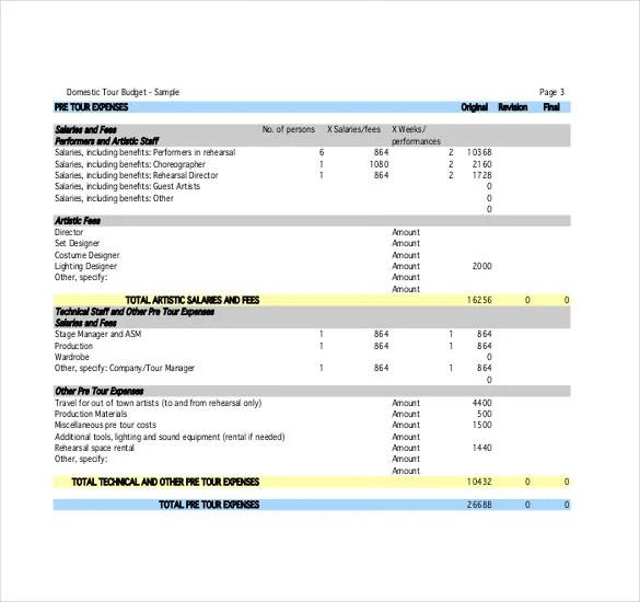 Holiday Budget Spreadsheet Holiday Budget Spreadsheet Holiday