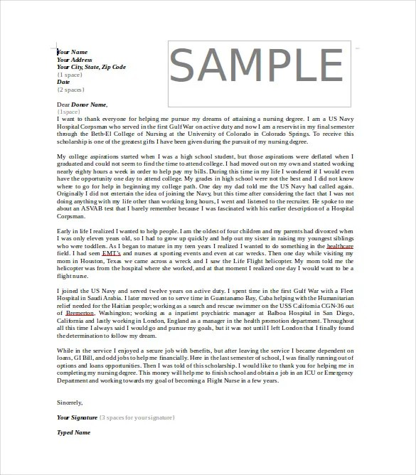 How To Write A Formal Thank You Letter Tutorial Free Premium Templates