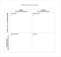 Swot analysis template worksheet - articleeducation.x.fc2.com