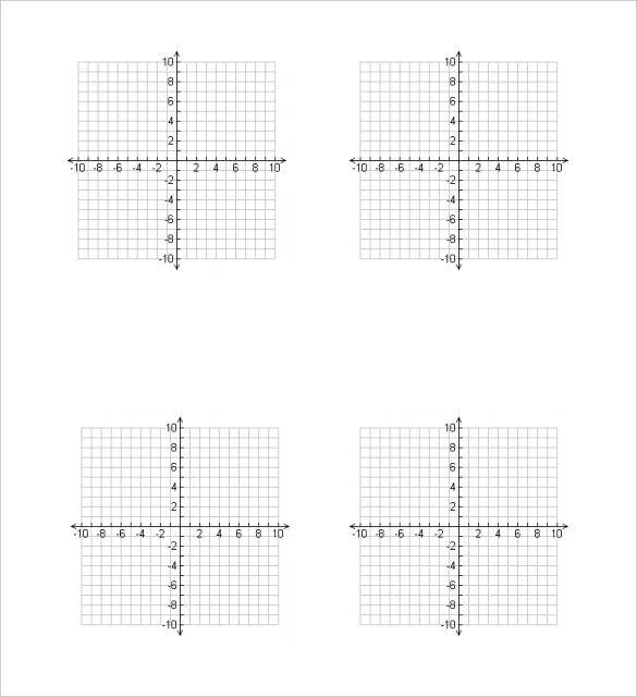 mathbits graph paper