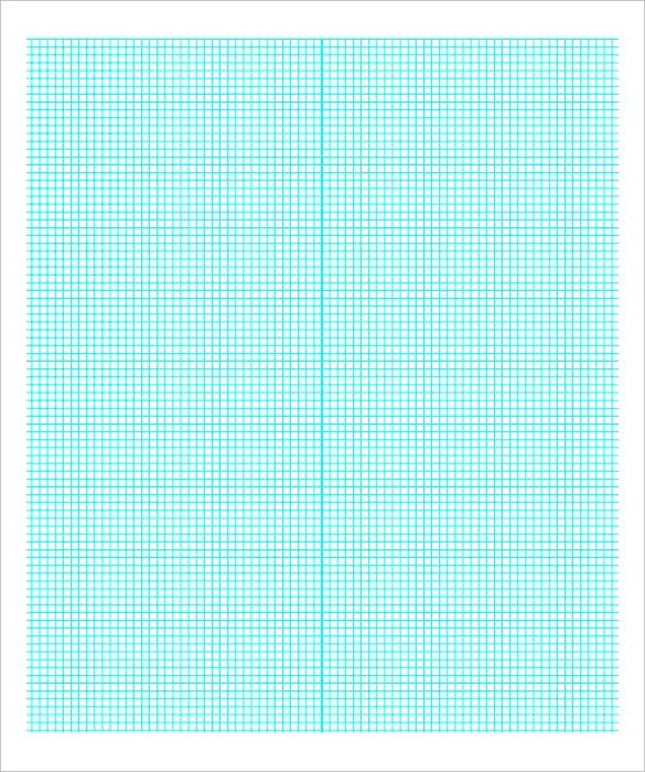 Free Graph Paper Template – 8 Free PDF Documents Download