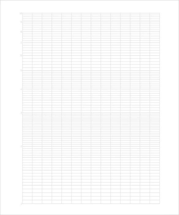 graph paper faint lines