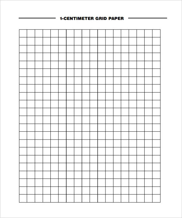 9+ Graphing Paper Templates