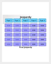 Jeopardy Template – 66+ Free Word, Excel, PDF, PPT, PPTX, Documents ...