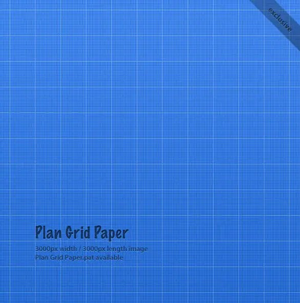 11 Grid Paper Templates  Free Sample Example Format