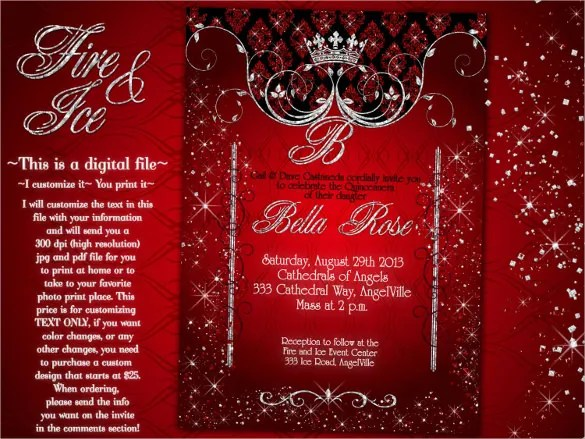 31 Birthday Party Invitation Templates Sample Example