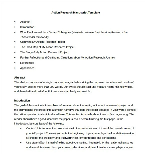 Research Paper Sample Research Paper Outline Templates Free Sample