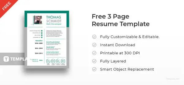 generic resume template doc