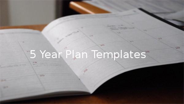 14 5 Year Plan Templates Free Sample Example Format Download Free Amp Premium Templates