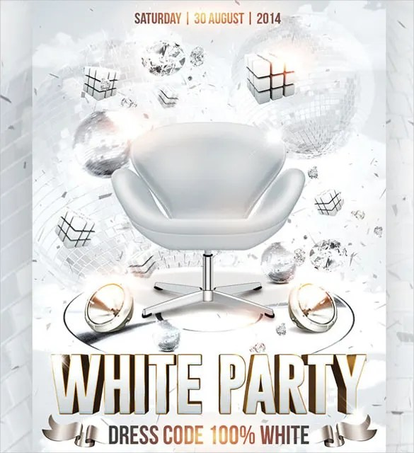 31 Party Flyer Templates Free PSD EPS Format Download