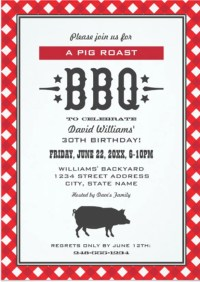 28+ Barbeque Invitation Templates