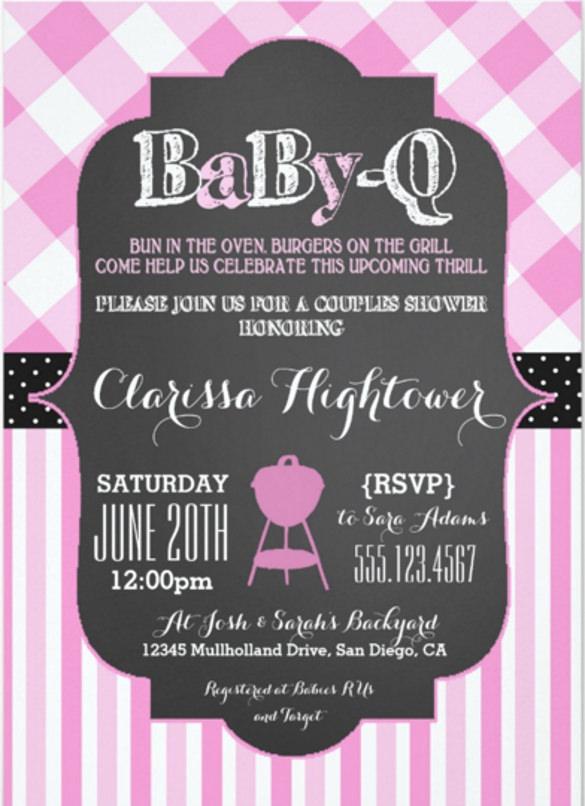 baby q shower invitations templates, Baby shower invitations
