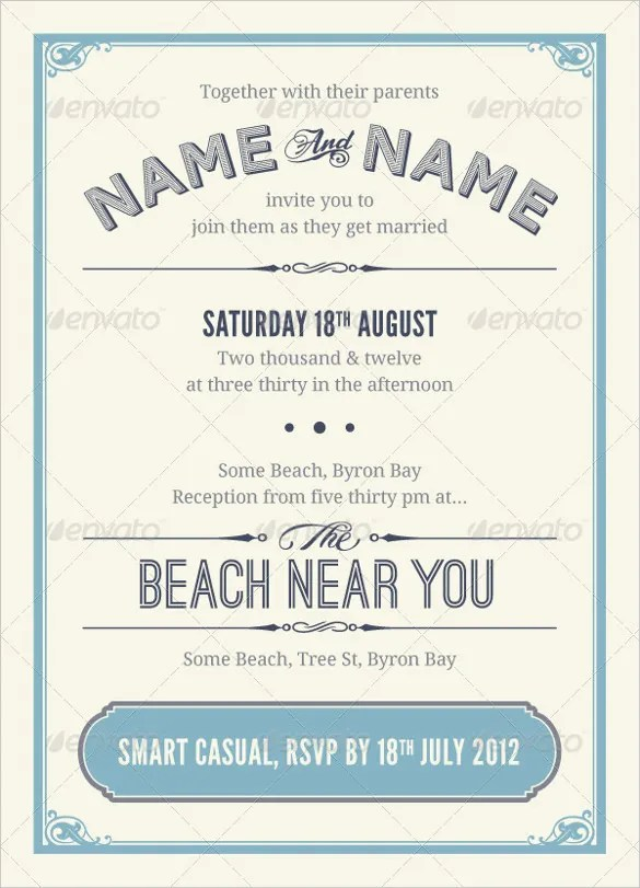 Vine Wedding Invitation Rsvp Eps Format