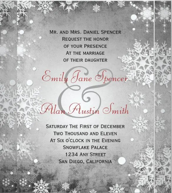 Full Size Of Wordings Inexpensive Snowflake Wedding Invitations With Photo Quote Nice Looking Navy High