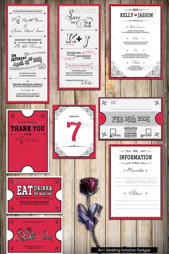 The Simple Vintage Wedding Invitation Must Be Able To Provide Message You Want Forward Your Invited Guests So In Addition Y Cards For