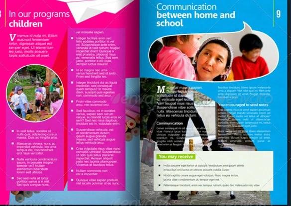 7 Preschool Newsletter Templates PDF DOC Free