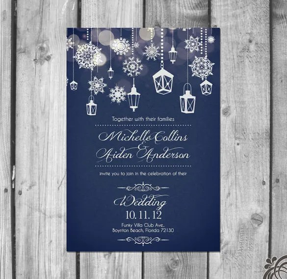 Beautiful Invitation Background