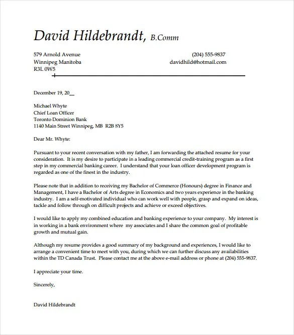Level Cover Letter Template 12 Free Sample Example