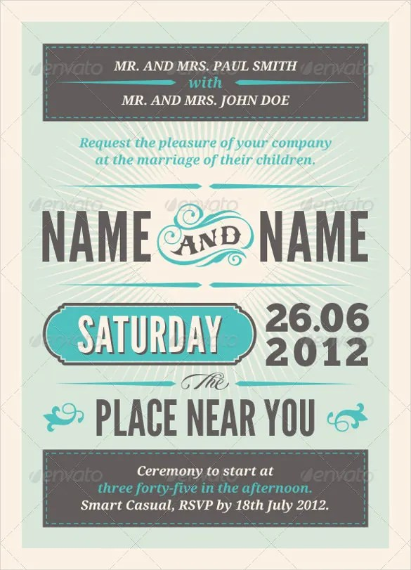 Rustic Wedding Invitation Templates To Inspire You How Make The Look Terrific 1
