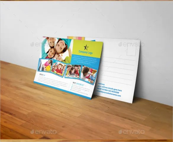 20 Postcard Templates For Kids Free Sample Example Format Download Free Premium Templates