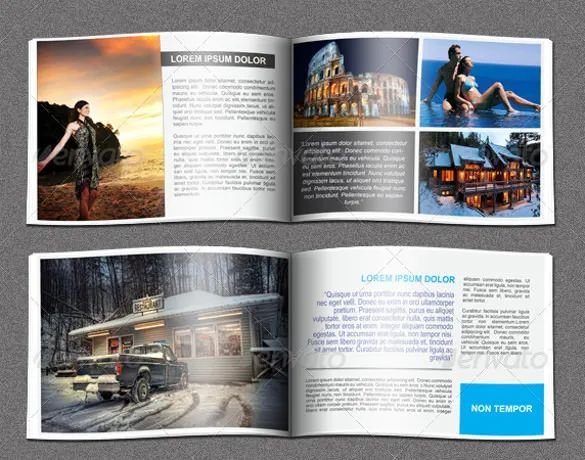 catalogue design templates free download