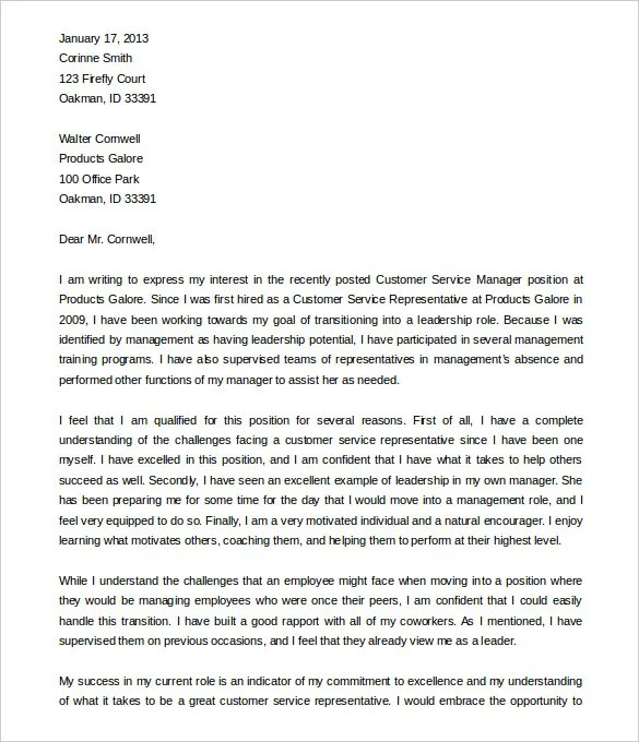 20 Promotion Letter Templates PDF DOC Free & Premium