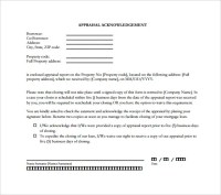31+ Acknowledgement Letter Templates  Free Samples ...
