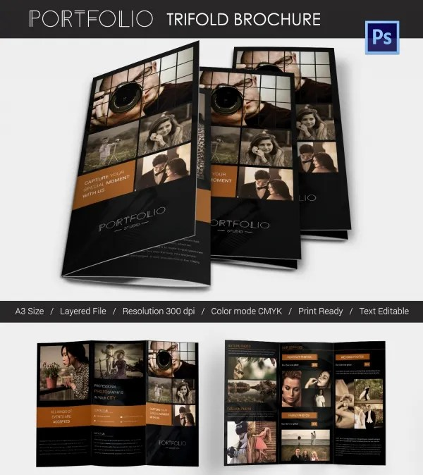 Photography Brochure  32 Free PSD AI Vector EPS Format Download  Free  Premium Templates