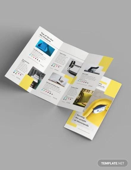 Furniture Booklet Design