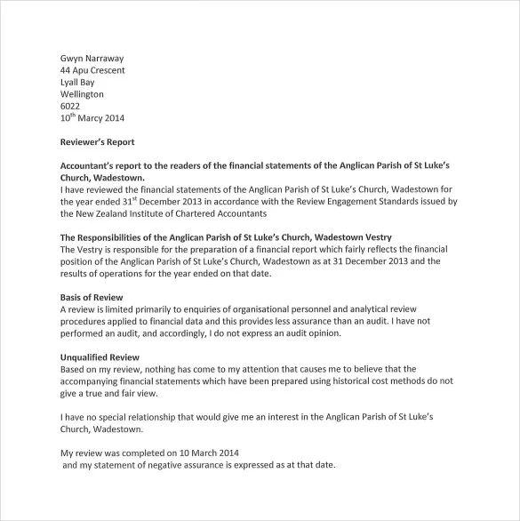 treasurer s report template non profit