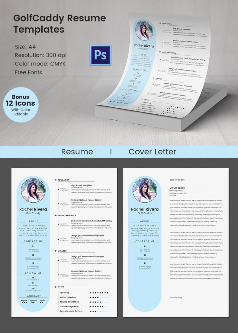 Creative Resume Template  79 Free Samples Examples Format Download  Free  Premium Templates