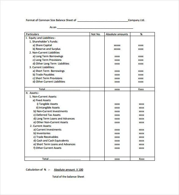 free balance sheet - Cypru.hamsaa.co