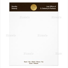 Law Office Letterhead Template Department Of Defense Letterhead