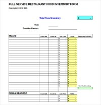 Product Inventory Template  9+ Free Excel, PDF Documents ...