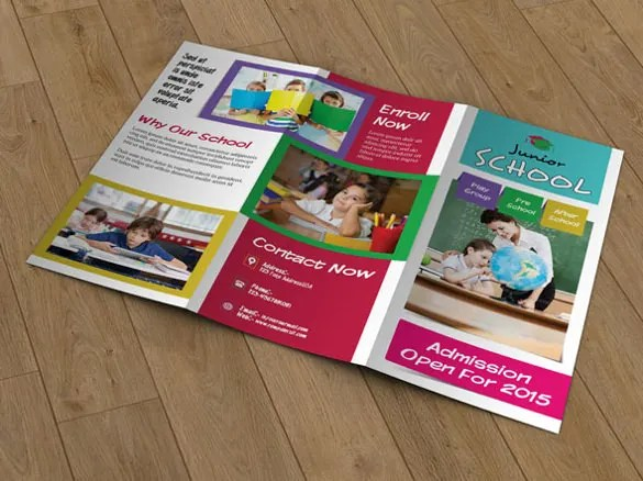 Education Brochure Template 25 Free PSD EPS Indesign
