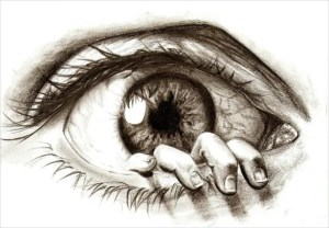 drawing cool drawings eye template templates eyes sketch draw creative sketches amazing unique line pdf artwork crawling