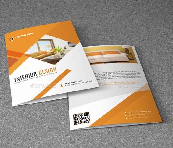 Interior Design Brochure 13 Free PSD EPS InDesign