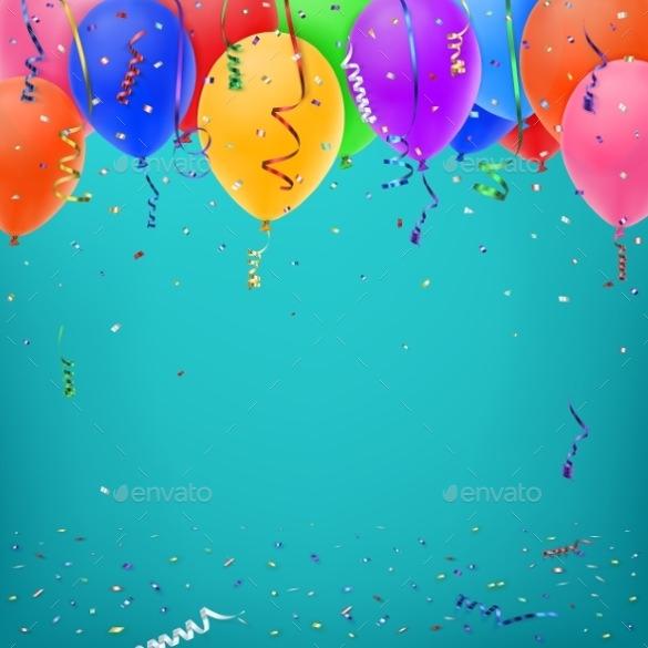 balloon template