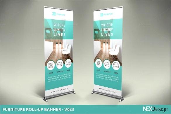 19 Rollup Banner Design Templates  PSD AI Vector EPS