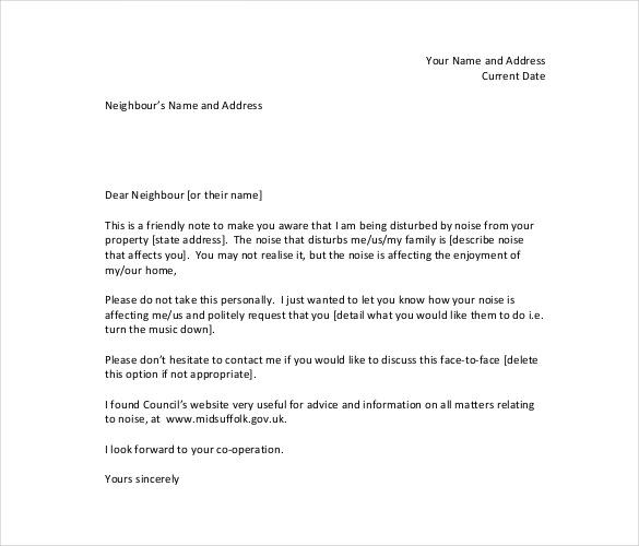 Complaint Letter Template  Docoments Ojazlink