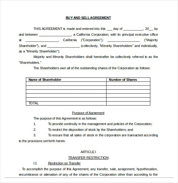 Sample Business Loan Contract Template Best Create