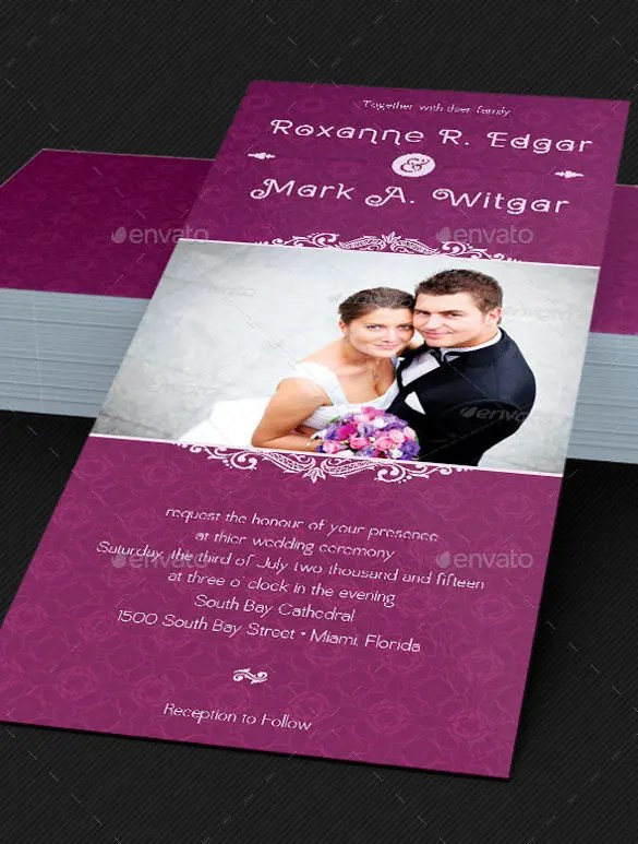 Invitation Card Template 25 Free Psd Ai Vector Eps Format